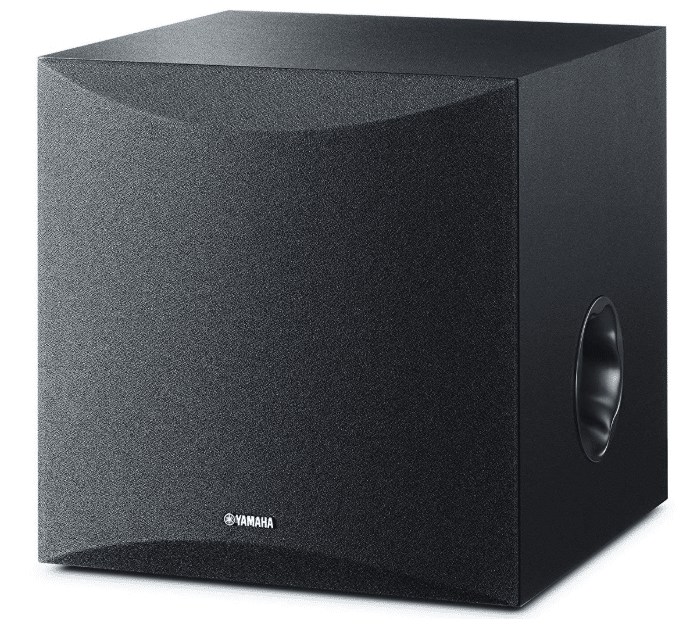"Yamaha 8"" 100W Powered Subwoofer"