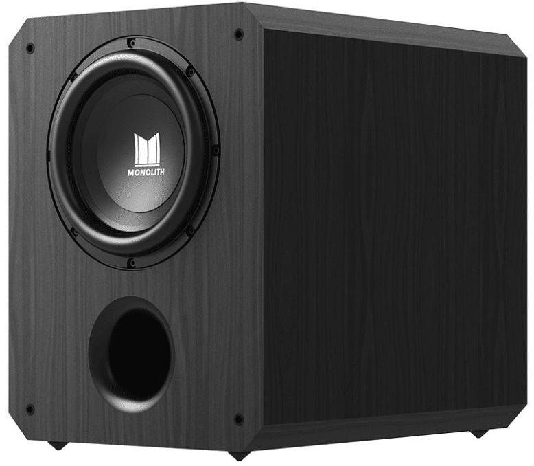 Monolith Powered Subwoofer
