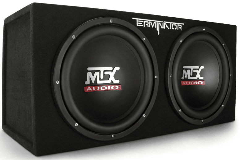 MTX Audio Terminator Series TNE212D -  12-Inch Subwoofer