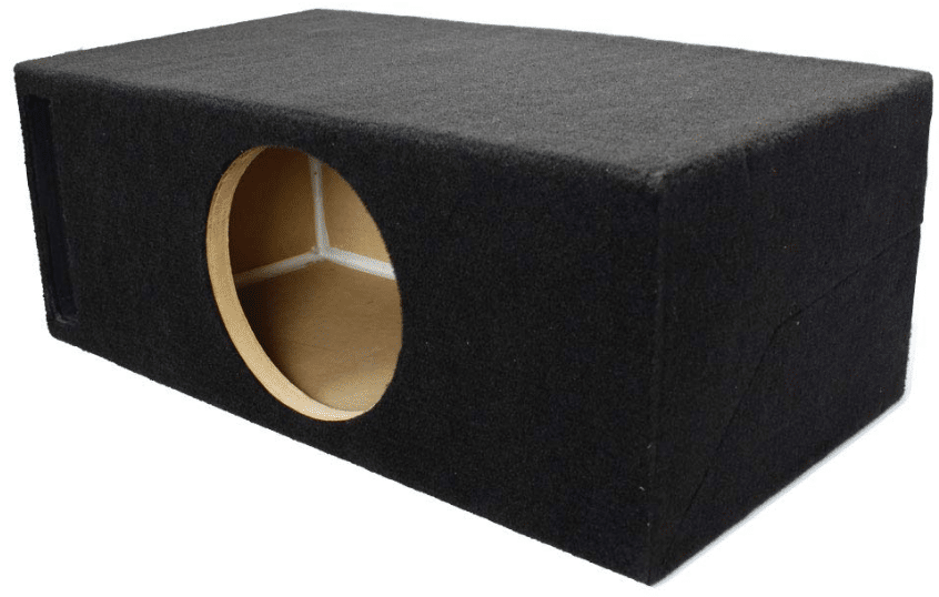 LAB SlapBox Single Sundown Subwoofer Enclosure
