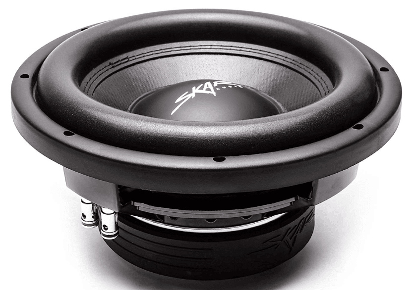 Skar Audio VD-8 D4 Dual Shallow Mount Car Subwoofer