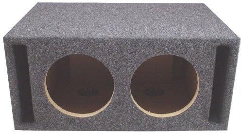 "ASC Dual 8"" Subwoofer Box"