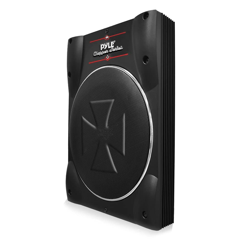 Pyle PLBASS8 - Super Slim Active Subwoofer