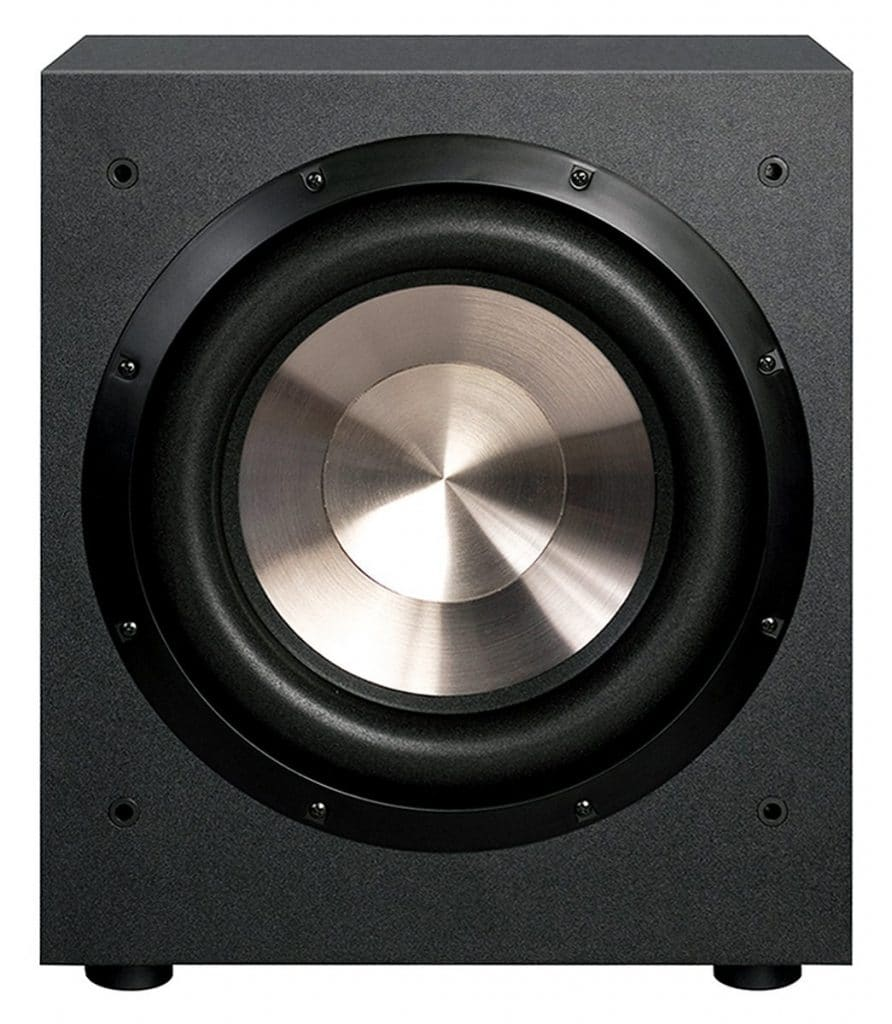 BIC America F12 - Front Firing Powered Subwoofer