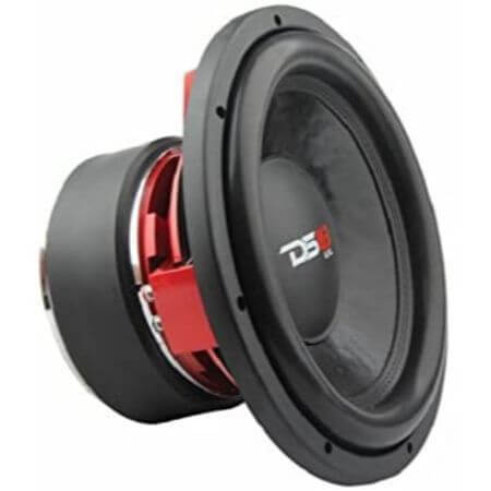 DS18 EXL-B15.2D 15-inch Competition Subwoofer