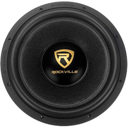Rockville W15K9D2 15 inch Car Audio Subwoofer