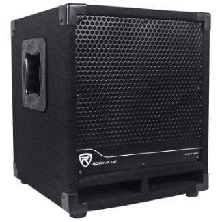 Rockville Bas Active Powered Subwoofer Review